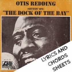 (Sittin' On) The Dock Of The Bay Song Sheets