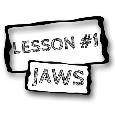 JAWS SITE TITLES
