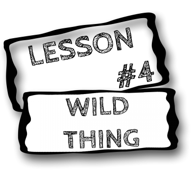 WILD THING TITLE