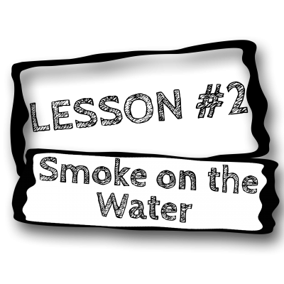 smoke on the water SITE TITLES